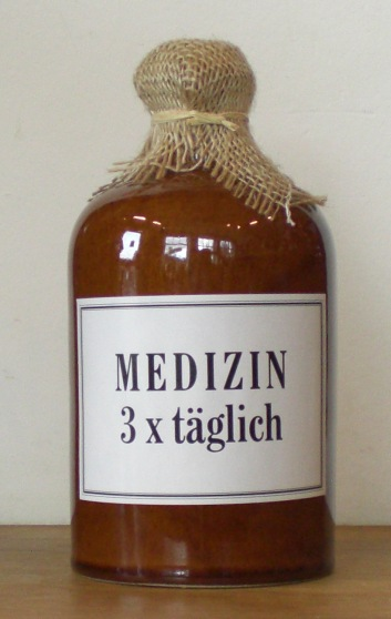 Medizin 3 mal täglich
